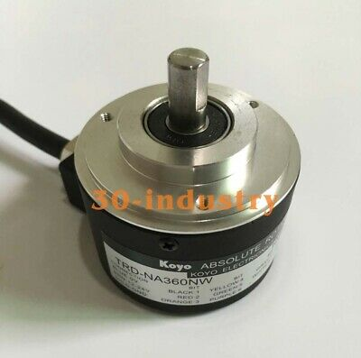 1pcs New Fit For Koyo Absolute Rotary Encoder Trd-na360nw