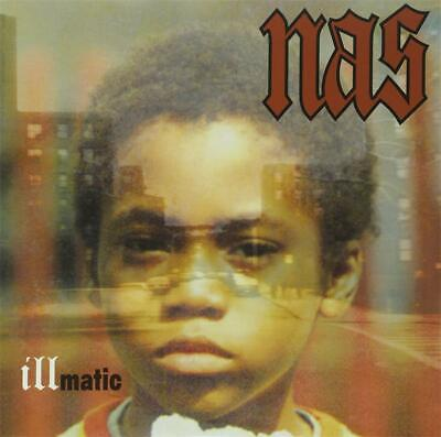 Illmatic Nas The Best Rap Hip Hop Album Of All Time Poster 24x24 32x32