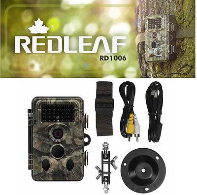 Redleaf RD1006 Infrarot Trail Kamera Stealthcam Fotofalle Jagd 12MPx