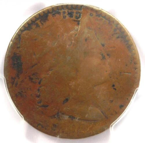 1794 S-35 Liberty Cap Large Cent 1C R5 - PCGS VG Details - Rarity-5 Variety!
