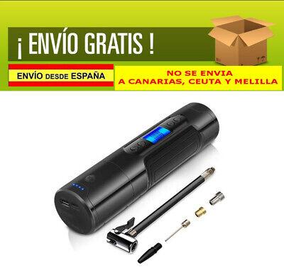 Mini Compresor de Aire Portátil 150 PSI 25L / MIN Cable USB...