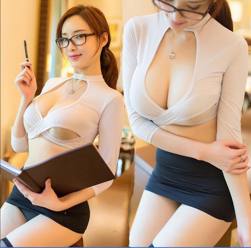 Nude asian girl comic