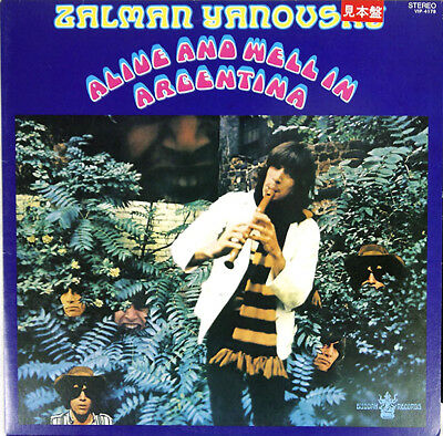 "Lovin' Spoonful Zalman Yanovsky ""Alive & Well In Argentina"" 1968 WL PROMO Psych  for sale  Saint Petersburg"
