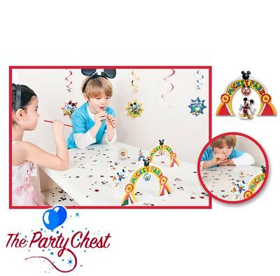 DISNEY MICKEY MOUSE CLUBHOUSE BLOW BALL PARTY GAME Childrens Birthday Party Game - Mickey Mouse Birthday Games