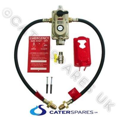 RF6030 2 Zylinder Automatische Regler Umschalter Einbau Set Propan LPG