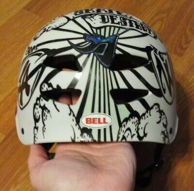 (1) Bell Sketch Youth M158MD 507 Grams Sz 55-58 CM Skateboard Helmet