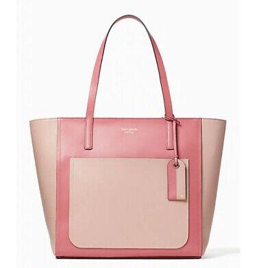 ❤️kate spade lalena large pocket tote satchel laptop bag