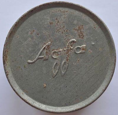 1900s AGFA Early Photography Tin Box RARE