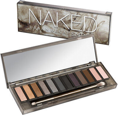AUTHENTIC Urban Decay Naked Smoky Eyeshadow Palette NIB