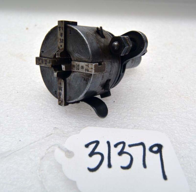 Geometric Die Head (Inv.31379)