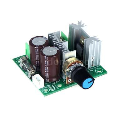 SMAKN 12V-40V 10A Pulse Width Modulation PWM DC Motor Speed Control Switch