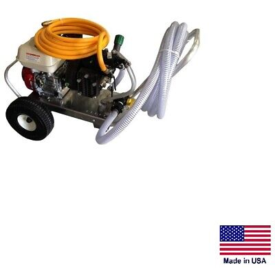 Hydrostatic Line Tester Test Pump - Commercial - 5.5 Hp - 10.5 Gpm - 560 Psi