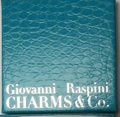 ARGENTERIA RASPINI - Stock 5 ciondoli a scelta Argento 925 - Collezione Charms