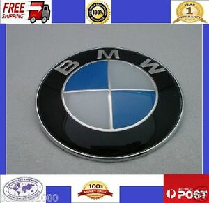 BMW-Badge-Emblem-Logo-Boot-Bonnet-Trunk-Hood-E30-E36-E39-E46-E60-E38-X5-X3-ETC