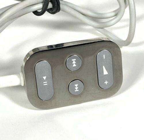 Apple Wired Remote 603-2454 A1018 3rd 4th Gen iPod Classic & Nano