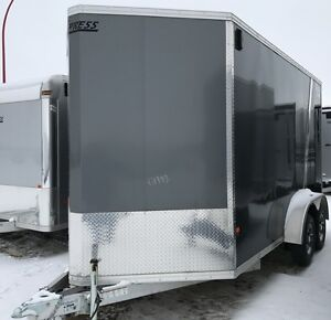 2015 High Country XPRESS 7x14 Enclosed Cargo Trailer