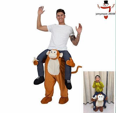 2019 Cheap Halloween @ Cheeky Monkey Mascot Costume @ Chimp Fancy - Mascot Halloween Costumes Cheap