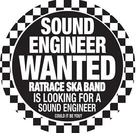 Sound Engineer wanted for Dorset based 9 piece band