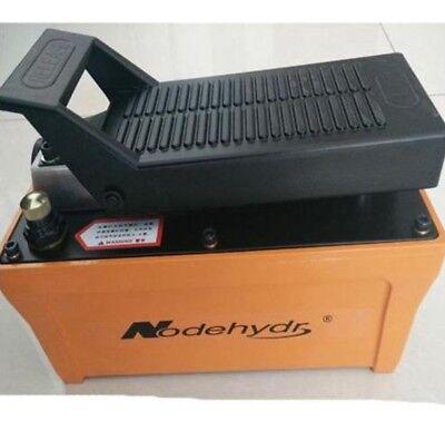 Air Hydraulic Foot Pump Auto Repair Tools Professional 1.6l Aluminum Shell