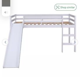 Argos slide bed