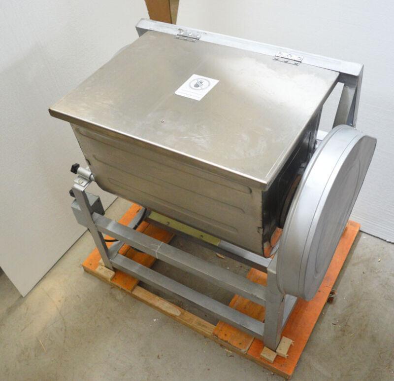 50QT Commercial 110V Electric Dough Mixer Mixing Machine #170649