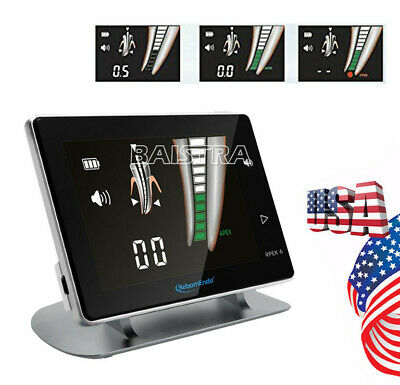 Dental Endodontic Root Canal Touch Apex Locator Iii Woodpecker Style Rpex 6