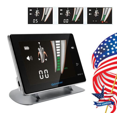 Dental 4.5 LCD Metallic Apex Locator Root Canal  Finder Endodontic RPEX 6