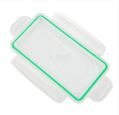 1pc 18650 Transparent Battery Case Holder Storage Waterproof Box Hot Sell CA