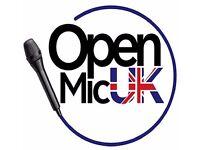 Bristol Music Competition - Open Mic UK