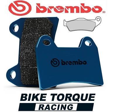 Brembo CC Carbon Ceramic Rear Brake Pads Moto Guzzi 1200 Stelvio SE 2012/> 8V