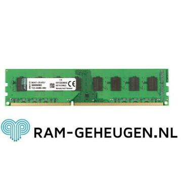 1GB DDR2 800MHZ (PC2-6400) Kingston Dimm