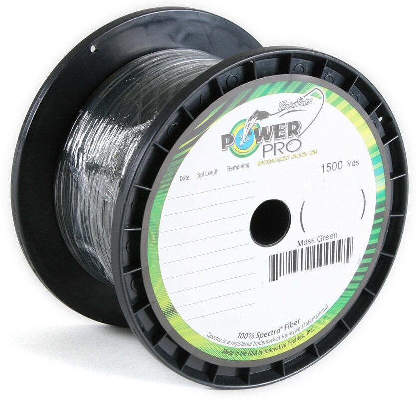 Top 10 fishing lines ebay for Spectra fishing line