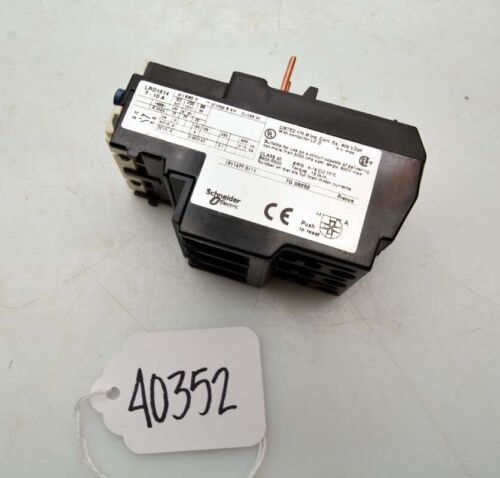 Schneider Electric Thermal Overload Relay lrd1514 (Inv.40352)