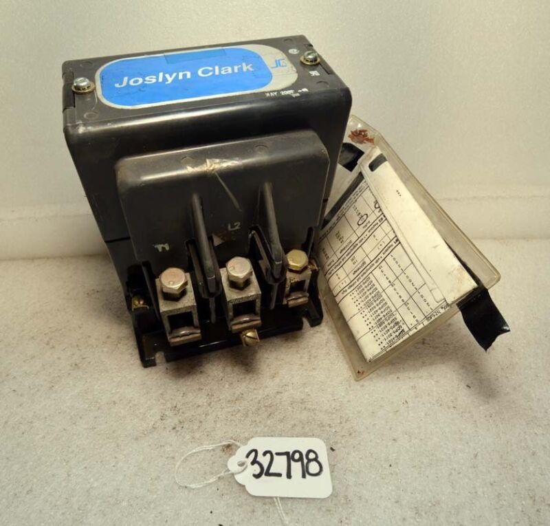 Joslyn Clark 5DFP4-5051-11DC drive contactor (Inv.32798)