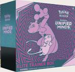 Pokemon Sun & Moon Unified Minds Elite Trainer Box