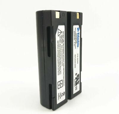 New High Quality Trimble 7.4v3400mah Li-ion Battery For Trimble Gnss Gps