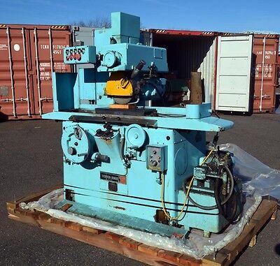 Thompson 2f Hydraulic 8 X 24 Surface Grinder Inv.35359
