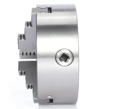 3 Inch Lathe Chuck 3 Jaw 80mm Self-centering K11-80 Cnc Chuck Hardened Steel