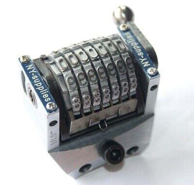 New Rotary Convex Numbering Machine For Hamada Multilith Ryobi Printing