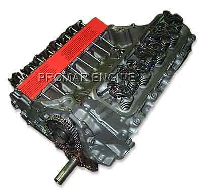 Remanufactured Engine Blocks (Remanufactured 79-97 Ford 460 Truck Long Block Engine )