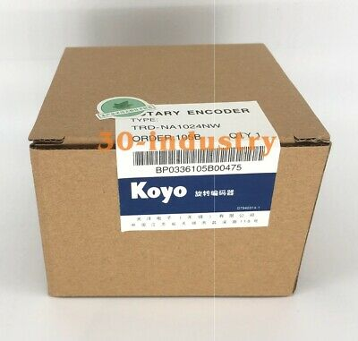1pcs New Fit For Koyo Absolute Rotary Encoder Trd-na1024nw