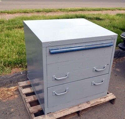 Vidmar Four-drawer Tooling Cabinet Inv.24868