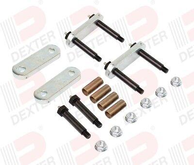 (Dexter Heavy Duty Single Axle Trailer Greasable Suspension Rebuild Kit Bronze )