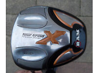 RAM Tour Grind 'X' Driver (Lefthand)