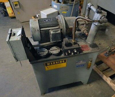 Polypac Systems Center Hydraulic Pump Inv. 31332