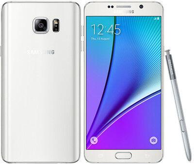Samsung Galaxy Note 5 Sm N920v 32Gb  Verizon  Unlocked 5 7 16Mp Android Phone