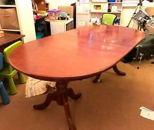 Extension dining table Lane Cove North Lane Cove Area Preview