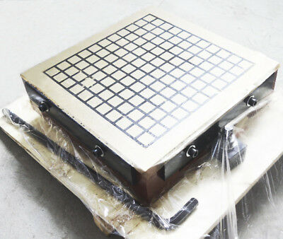 Super Powerful Square Cnc Magnetic Chuck 1212 Machining Workholding Permanent