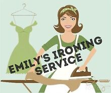 Emily's Ironing Service Tenambit Maitland Area Preview