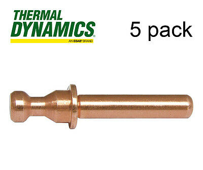 5 Ea - Genuine Thermal Dynamics 9-0096 Cutmaster 42 Plasma Cutting Electrode